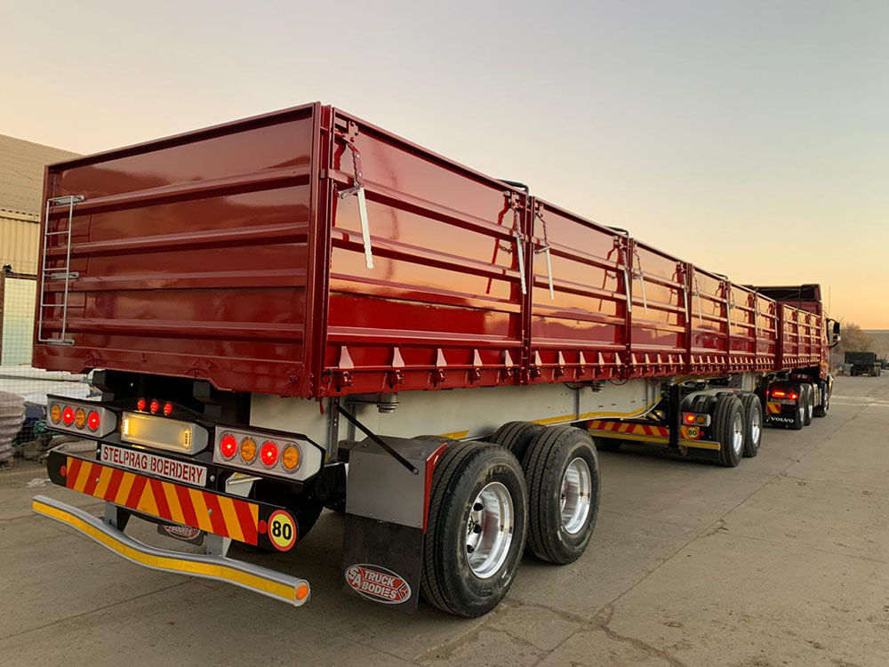 Sa Truck Bodies Trailer Manufacturers Nampo Bothaville 2019